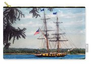 The Tall Ship Niagara Carry-all Pouch