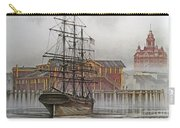 Tall Ship Waterfront Carry-all Pouch