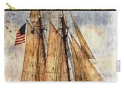 Tall Ships Art Carry-all Pouch