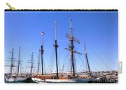 Tall Ships Big Bay Carry-all Pouch