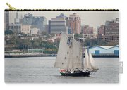 Tall Ships In The Harbor Carry-all Pouch