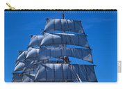 Tall Ships Race In The Ocean, Baie De Carry-all Pouch