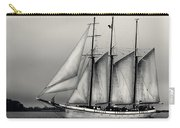 Tall Ships Sailing Boat Carry-all Pouch