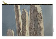 Tall Stones Of Callanish Isle Of Lewis Carry-all Pouch