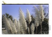 Tall Wispy Pampas Grass Carry-all Pouch