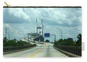 Talmadge Memorial Bridge In Savannah Georgia  Carry-all Pouch