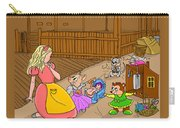 Tammy And Her Playmates Carry-all Pouch