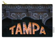 Tampa Theatre Sign 1926 Carry-all Pouch