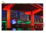 Colorful Tampa Bay Florida Carry-all Pouch