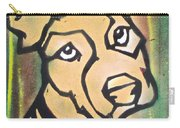 Tan Dog Carry-all Pouch