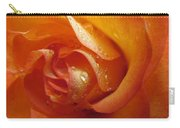 Tangerine Beauty Carry-all Pouch