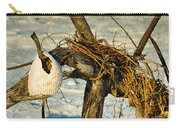 Tangled Driftwood Carry-all Pouch