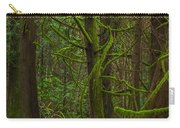 Tangled Forest Carry-all Pouch