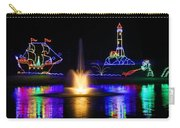 Tanglewood Festival Of Lights Carry-all Pouch
