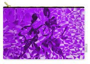 Tango In Purple Carry-all Pouch