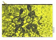 Tango In Yellow Carry-all Pouch