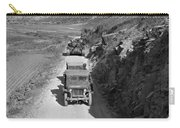 Tank-led Patrol Of Leathernecks Hunt Carry-all Pouch