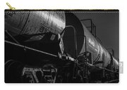 Tanker Cars Carry-all Pouch by Bob Orsillo
