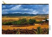 Tanque Verde Ranch Tucson Az Carry-all Pouch