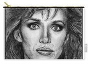 Tanya Roberts In 1981 Carry-all Pouch