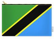 Tanzania Flag Carry-all Pouch