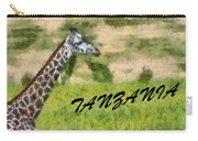 Tanzania Poster Carry-all Pouch