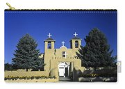 Taos Adobe Church Carry-all Pouch