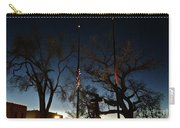 Taos At Night Carry-all Pouch