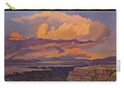 Taos Gorge - Pastel Sky Carry-all Pouch