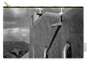 Taos Pueblo Church Carry-all Pouch