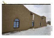 Taos Pueblo Church New Mexico Carry-all Pouch