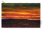 Taos Sunset Lx - Homage Turner Carry-all Pouch
