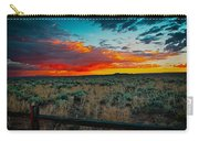 Taos Sunset Xi Carry-all Pouch