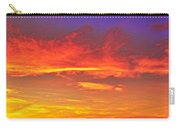 Taos Sunset Xxxx Carry-all Pouch