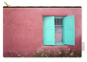 Taos Window I Carry-all Pouch