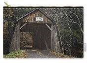 Tappan Covered Bridge Carry-all Pouch