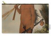 Tarairui Man Carry-all Pouch