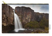 Taranaki Falls In Tongariro Np New Zealand Carry-all Pouch