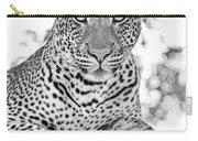 Tarangire Leopard Carry-all Pouch