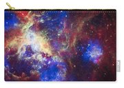 Tarantula Nebula 6  Carry-all Pouch by Jennifer Rondinelli Reilly - Fine Art Photography