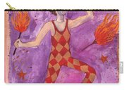 Tarot 1 The Juggler Carry-all Pouch