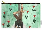 Tarot 12 The Hanged Man Carry-all Pouch