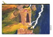 Tarot 16 The Tower Carry-all Pouch