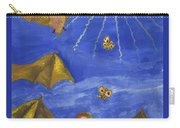 Tarot 18 The Moon Carry-all Pouch