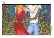 Tarot 6 The Lovers Carry-all Pouch