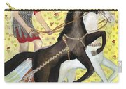 Tarot 7 The Chariot Carry-all Pouch