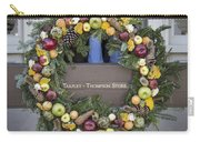 Tarpley Thompson Store Wreath Carry-all Pouch