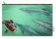 Tarpon Encounter Carry-all Pouch