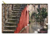 Tarquinian Red Stairs Carry-all Pouch
