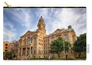 Tarrant County Courthouse II Carry-all Pouch